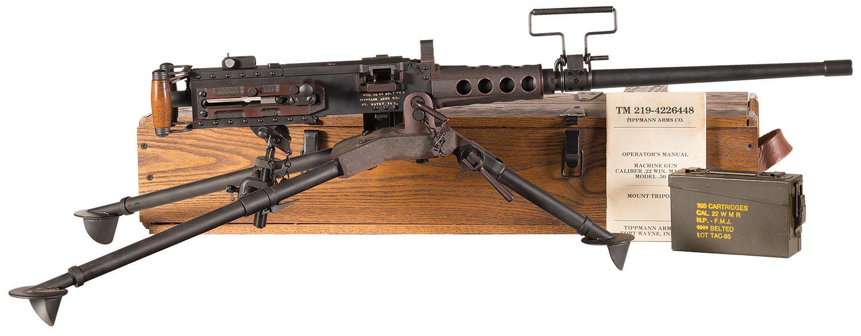 model m2hb fully automatic scaled down mini machine gun gun
