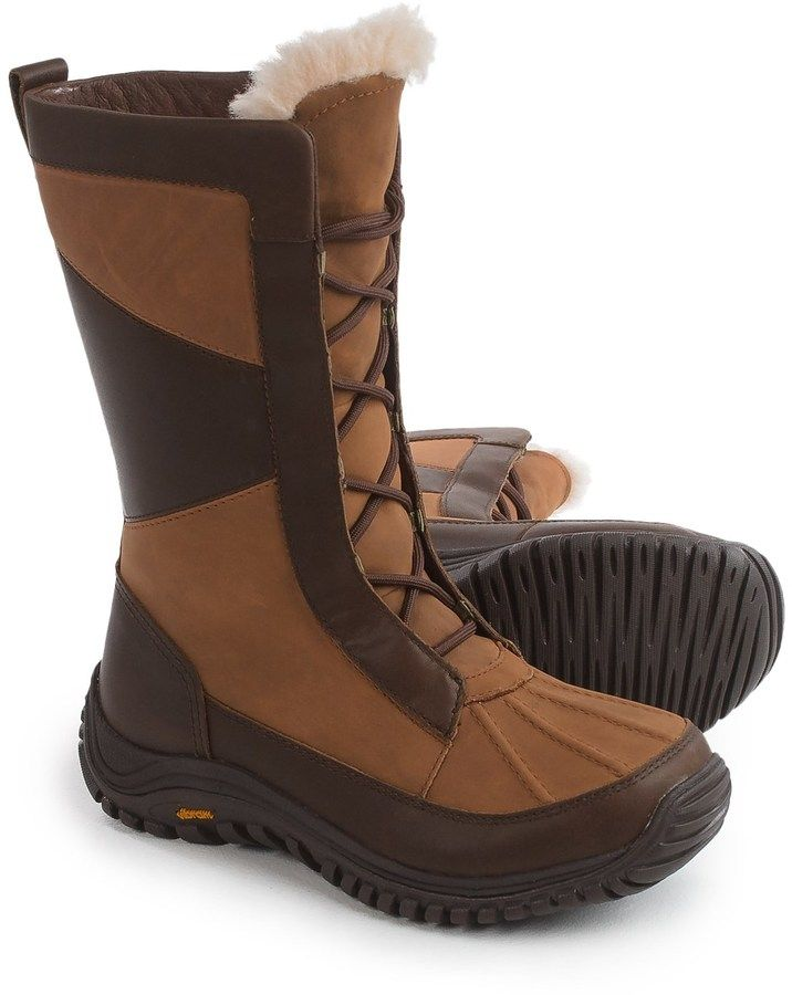 UGG Mixon Boots - Waterproof, Leather (For Women)