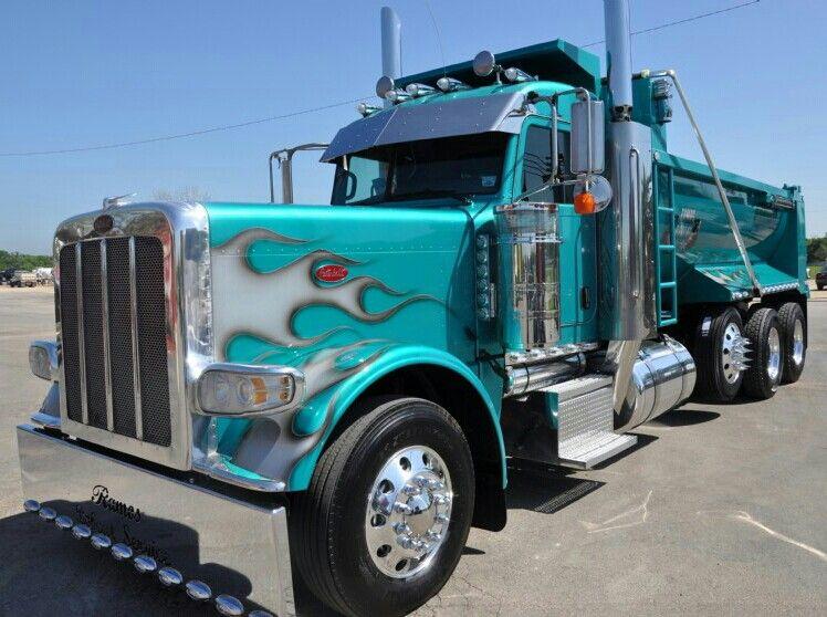 Caterpillar Ct660 Twin Steer Dump Truck Dump Trucks Trucks