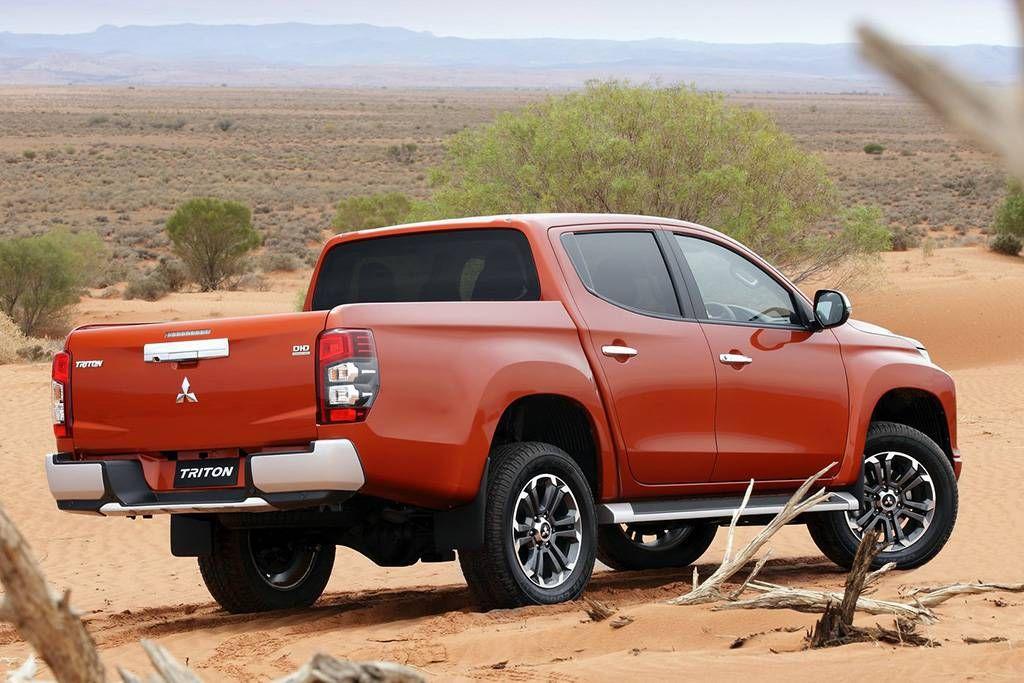 Nova Mitsubishi L200 Mitsubishi L200 Triton Pajero Ranger Limited