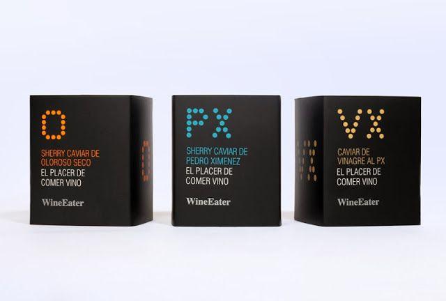 WineEater on Packaging of the World - Creative Package Design Gallery.Agency: Salvartes, Diseño de Identidad y Packaging Client: WineEater