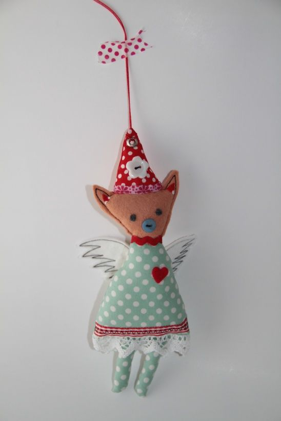 Flying Pig By Johanna Schricker Sewing Toys Crafternoon