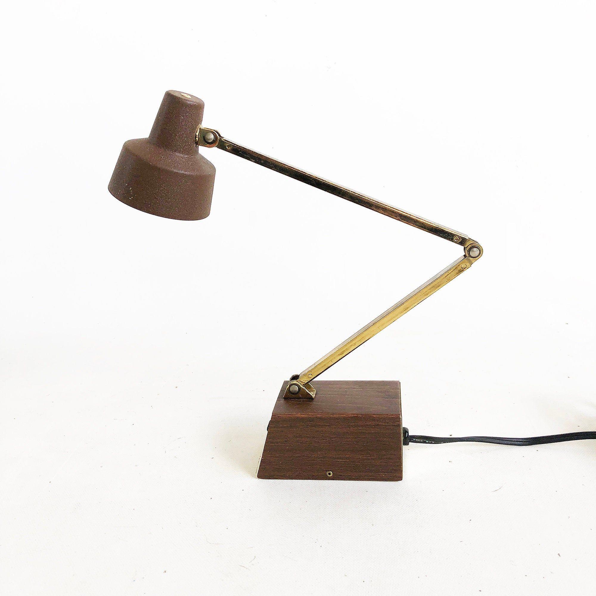 1970/'s Task Lamp in Tensor Style by Electrix Vintage Lighting.