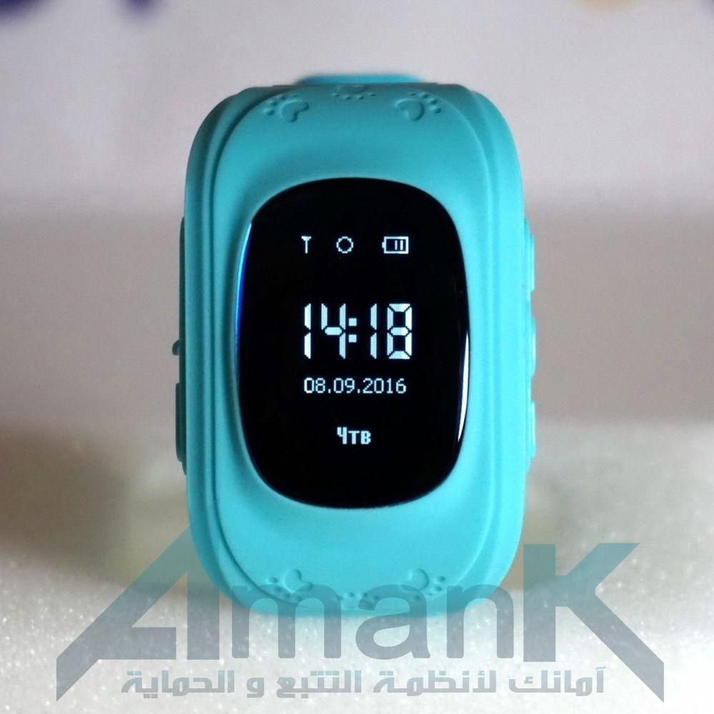 ساعة تتبع أطفال Amank Gps Smart Watch بسعر 1300ج بدل من 1500ج Phone Accessories Wearable Phone