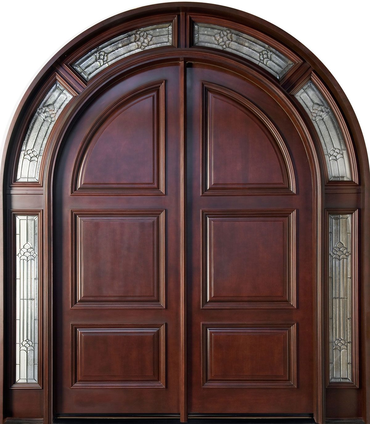 Solid Wood Double Glazed Front Doors | http ...