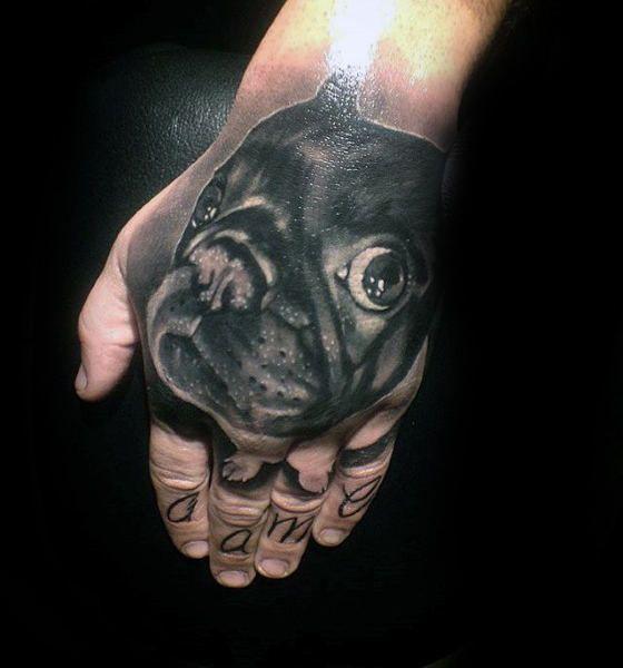 50 3d Hand Tattoo Designs Fur Manner Masculine Ink Ideen