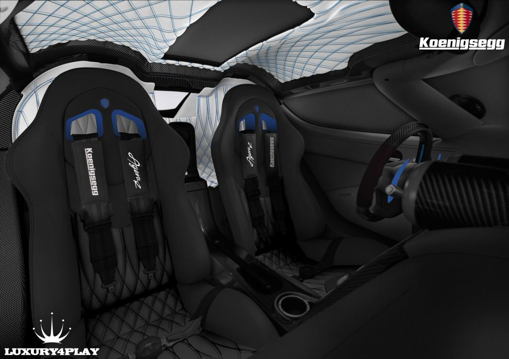 Koenigsegg Agera R Interior. This May Be The Best Interior Of Any Car Ever.
