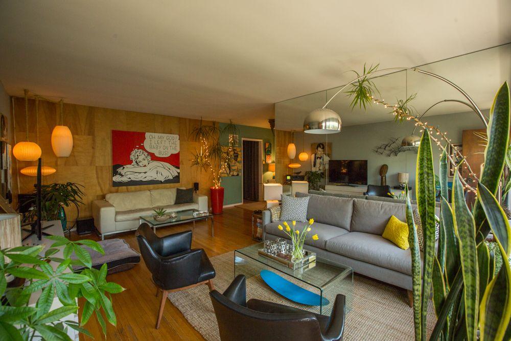 Superb Touring An $837 A Month Apartment In Santa Monica.
