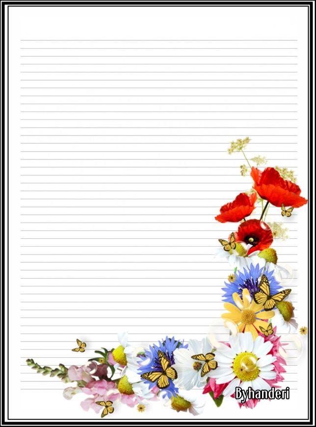 Byhanderi Free Printable Stationery Stationery Paper Printable Stationery