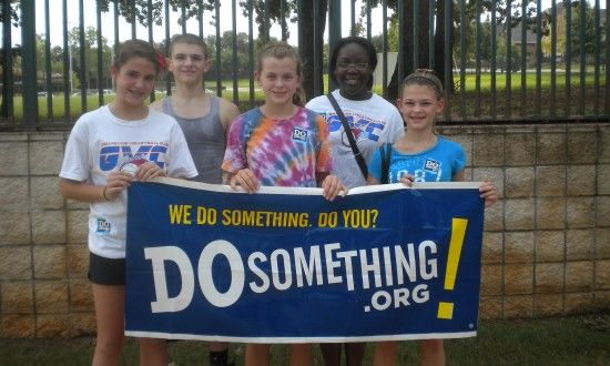 dosomething.org | Start a 'do something