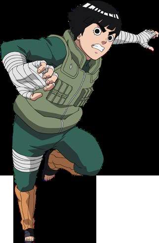 Rock Lee Render Ultimate Ninja Heroes 3 By Maxiuchiha22 On Deviantart Rock Lee Naruto Lee Naruto Rock Lee
