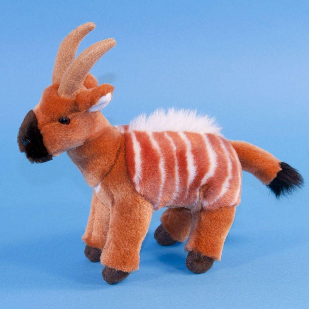 25cm Eastern Bongo Soft Toy Soft Toy Animals Soft Toy Toys [ 1000 x 1000 Pixel ]