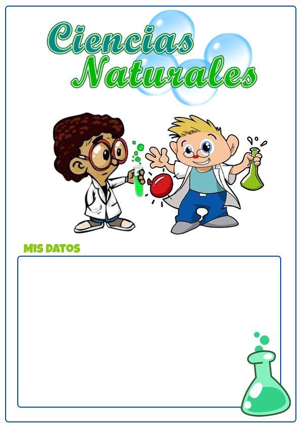 Caratula De Ciencias Naturales Los Mejores Disenos Del 2020 Caratulas De Ciencias Naturales Caratulas De Ciencias Ciencias Naturales