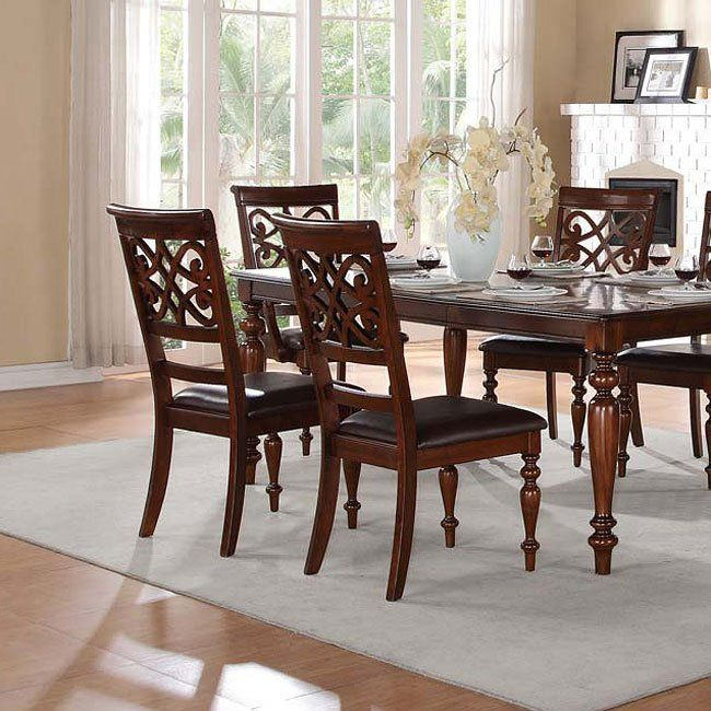 Creswell Side Chair (Set of 2) in 2018 Chairs Pinterest Chair
