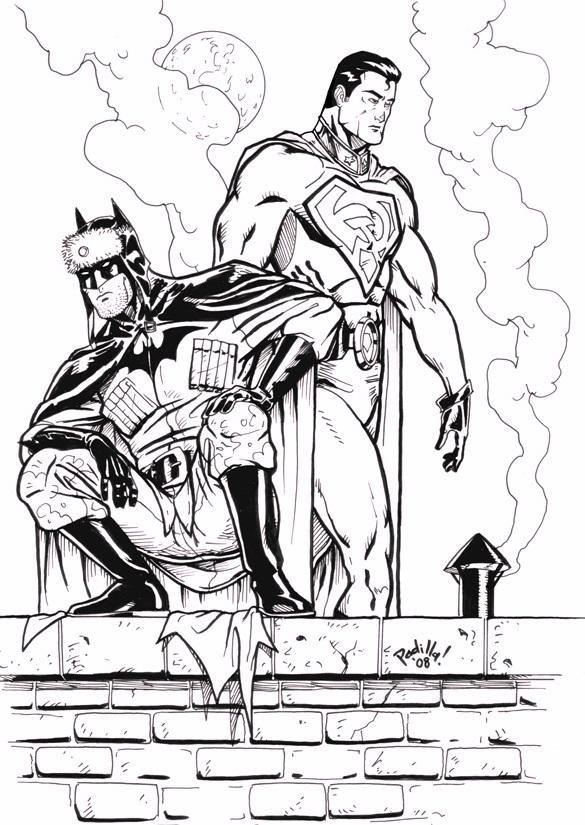 Dc Comics Superhero Superman And Batman Coloring Pages Superman Coloring Pages Batman Coloring Pages Batman Vs Superman