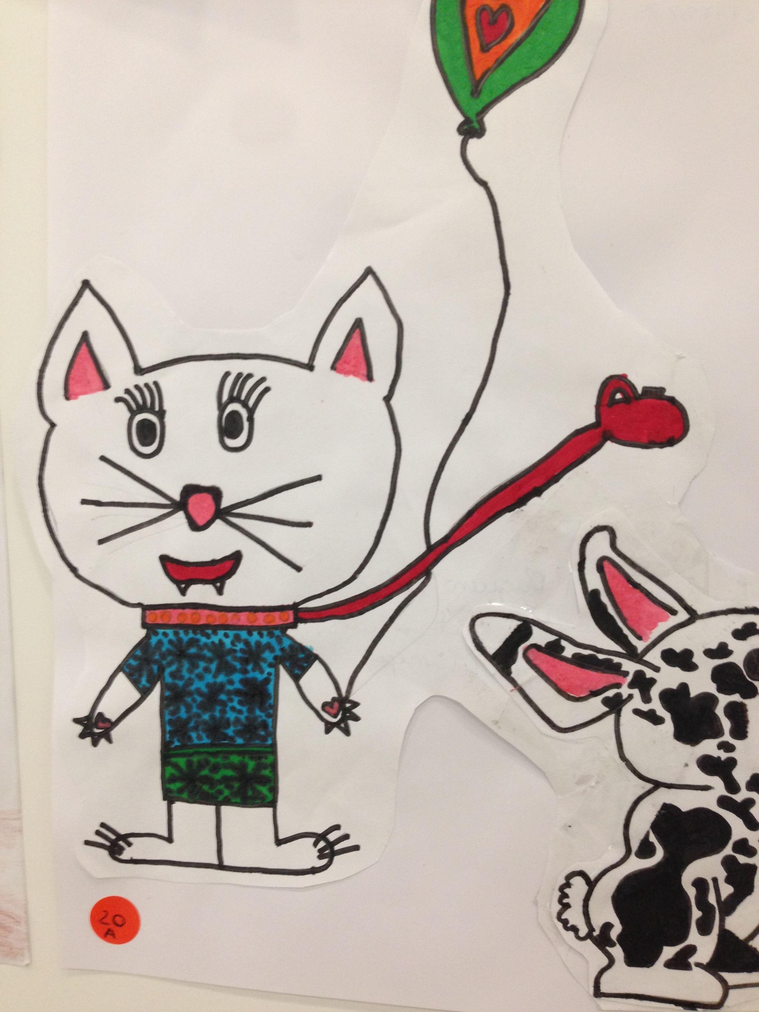 Dibujo #Infantil #Mascota www.veterinario.es | I CONCURS DE DIBUIX ...