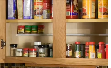 How To Make A Diy Spice Rack Diy Spice Rack Diy Household Build A Spice Rack