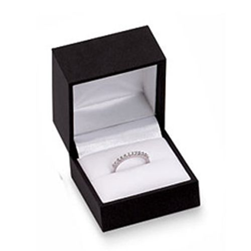 Black Linden Collection Single Ring Box St61 9450 100000 T Jewelry Ring Box Ring Box Jewelery Box