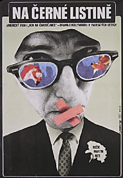 Posteritati - The Front 1978 Czech Republic A3 (12x17)