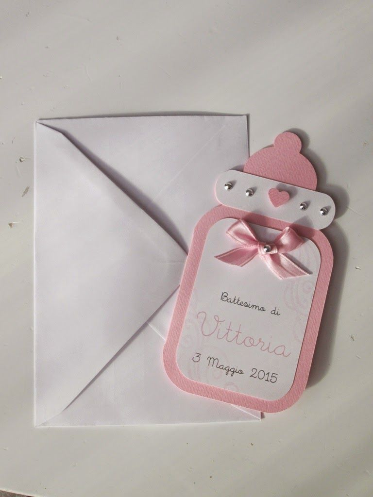 Moretta Creations Partecipazioni Baby Shower Tarjetas
