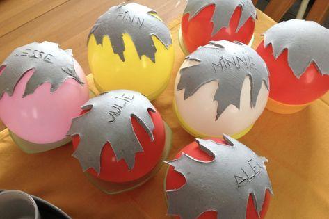Herfststukje van klei maken met kinderen | herfst knutselen met klei | Bladeren van klei maken? #herfstknutselen