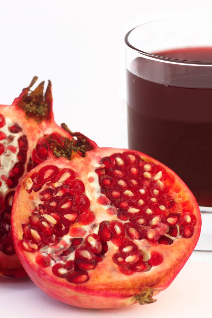 Is Pomegranate Juice Healthy? by cancer dietitian and nutrition expert Christy Brissette, www.80twentynutrition.com