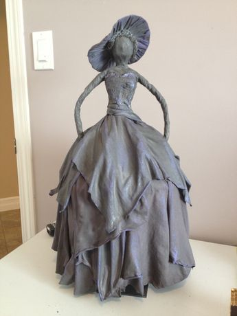 Paverpol Creation.   Paper mache sculpture, Sculpture ...