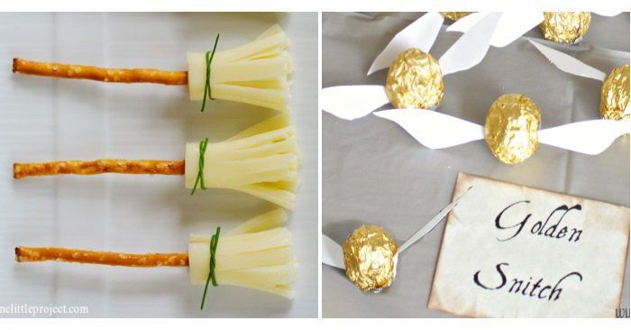 30+ Magical Harry Potter Inspired Crafts and Activities - One Crazy House