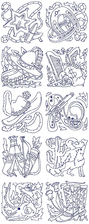 40 Redwork Western   Wood burning patterns   Pinterest