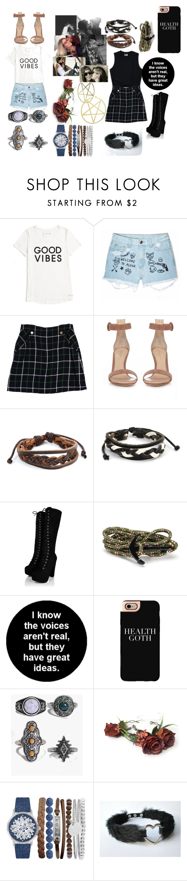 """🎶I'm in love with a monster🎶"" by the-incredibles ❤ liked on Polyvore featuring Tommy Hilfiger, Aloha From Deer, Kate Spade, Gianvito Rossi, West Coast Jewelry, Casetify, Boohoo and Jessica Carlyle"