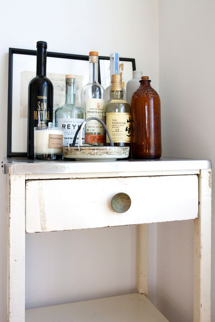 Mini bar h o m e pinterest bar bar carts and decorating