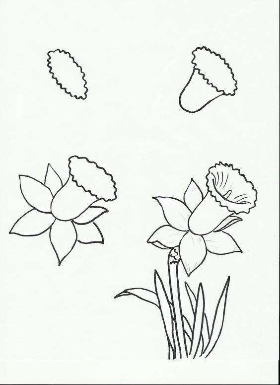 Art class ideas flowers flowers flowers