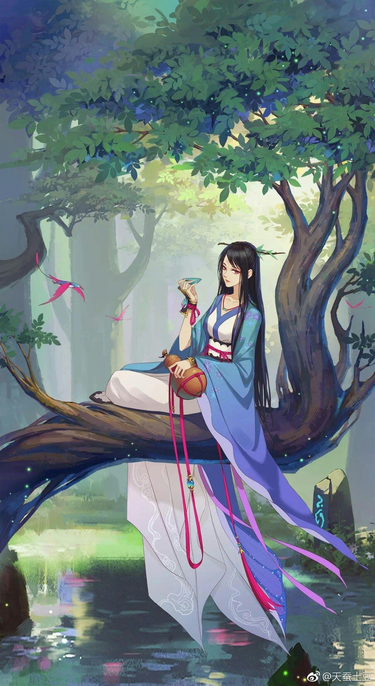 Ghim của Hạ Vũ trên • Cổ đại • Anime, Cosplay, Phim hoạt