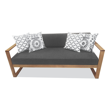 Find Mimosa Timber Avani Daybed With, Outdoor Furniture Cushions Bunnings