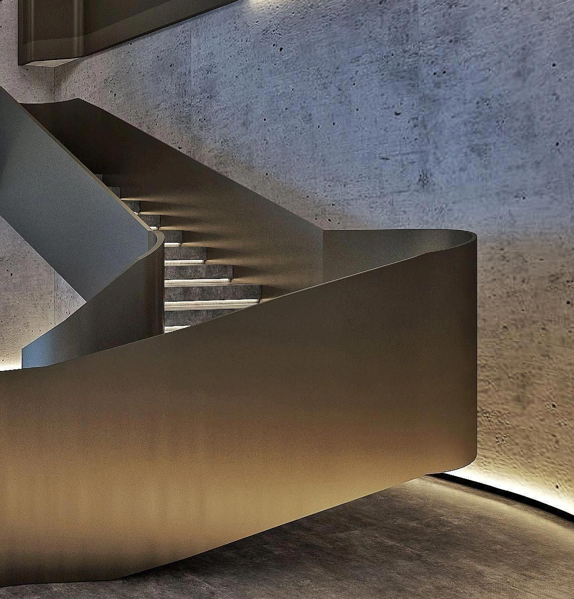 Inspirational Stairs Design: Inspirational Ideas That We Really Like! #staircaseideas