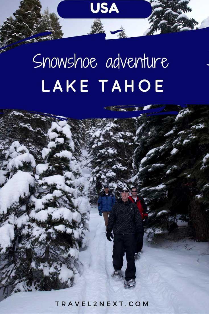 Lake Tahoe Winter Wallpaper Desktop Background: Snowshoe Adventure Lake Tahoe Lake Tahoe Winter