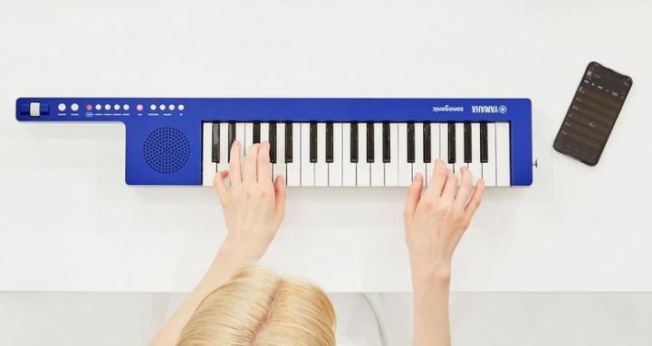 Yamaha Sonogenic SHS300 Keytar App Smart Keyboard