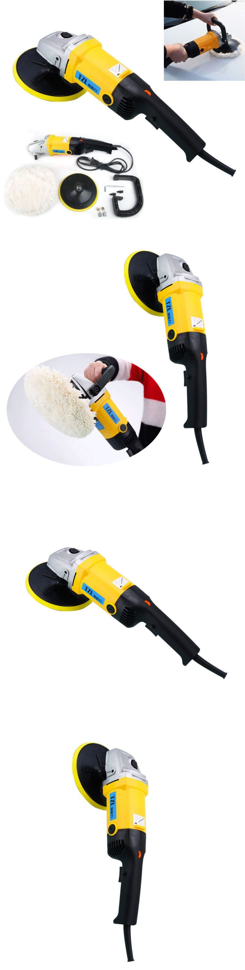Buffers and Polishers 42266 7 Variable Speed DualAction