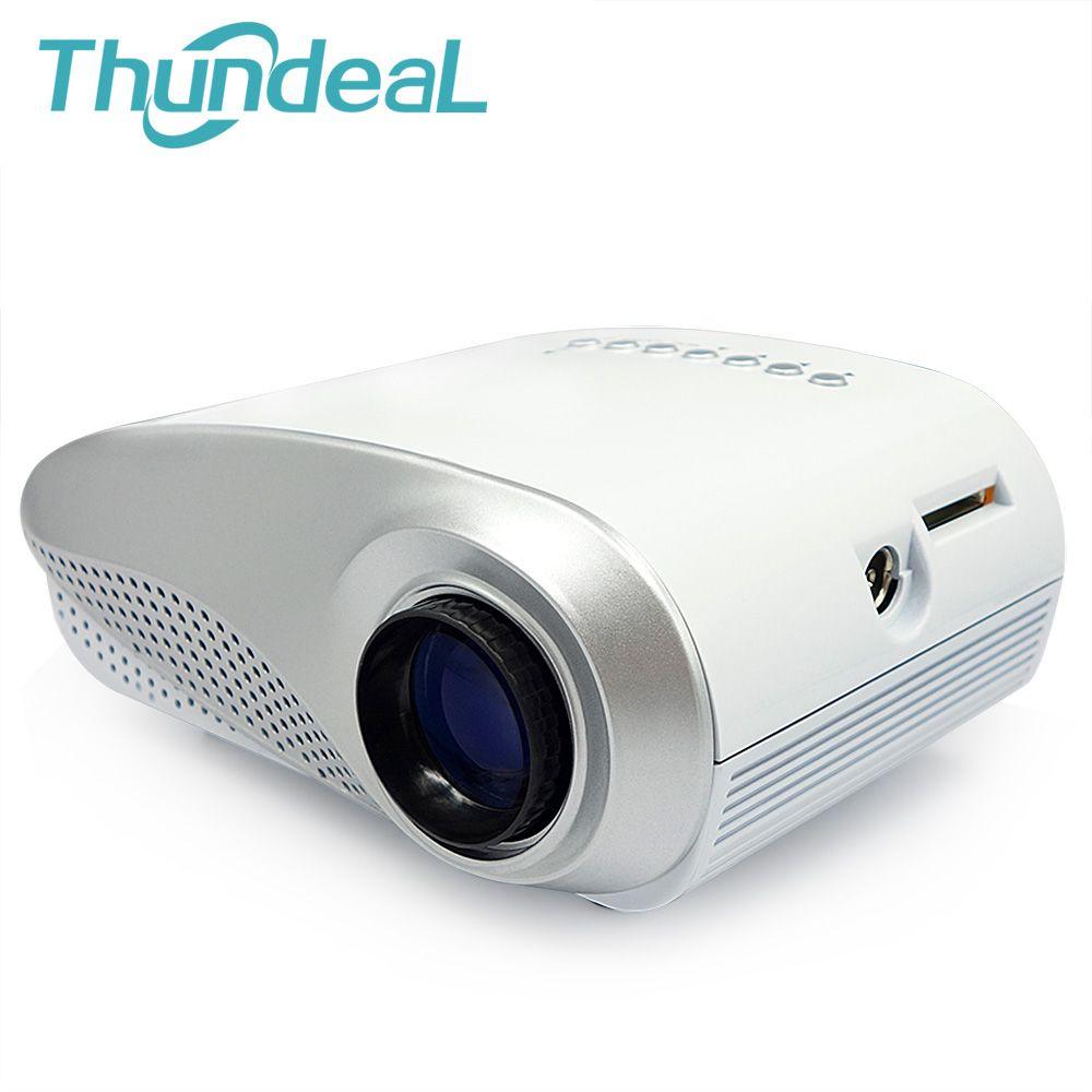 Newest 200lumens 3D Beamer LED Electric Projektor Portable Video Pico Micro Proyector Mini Projector HDMI USB AV VGA TV Tuner