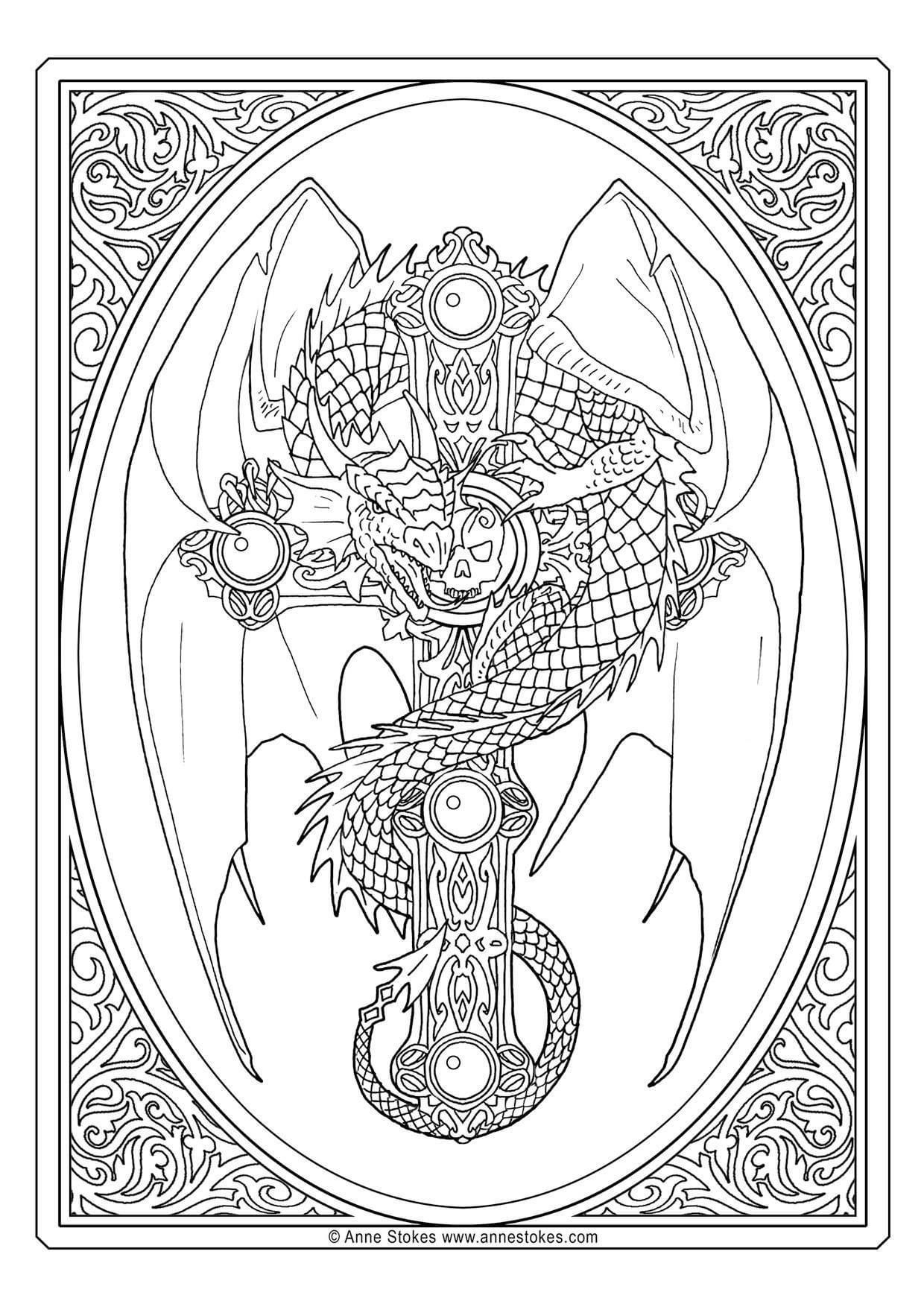 Pin On Anne Stokes