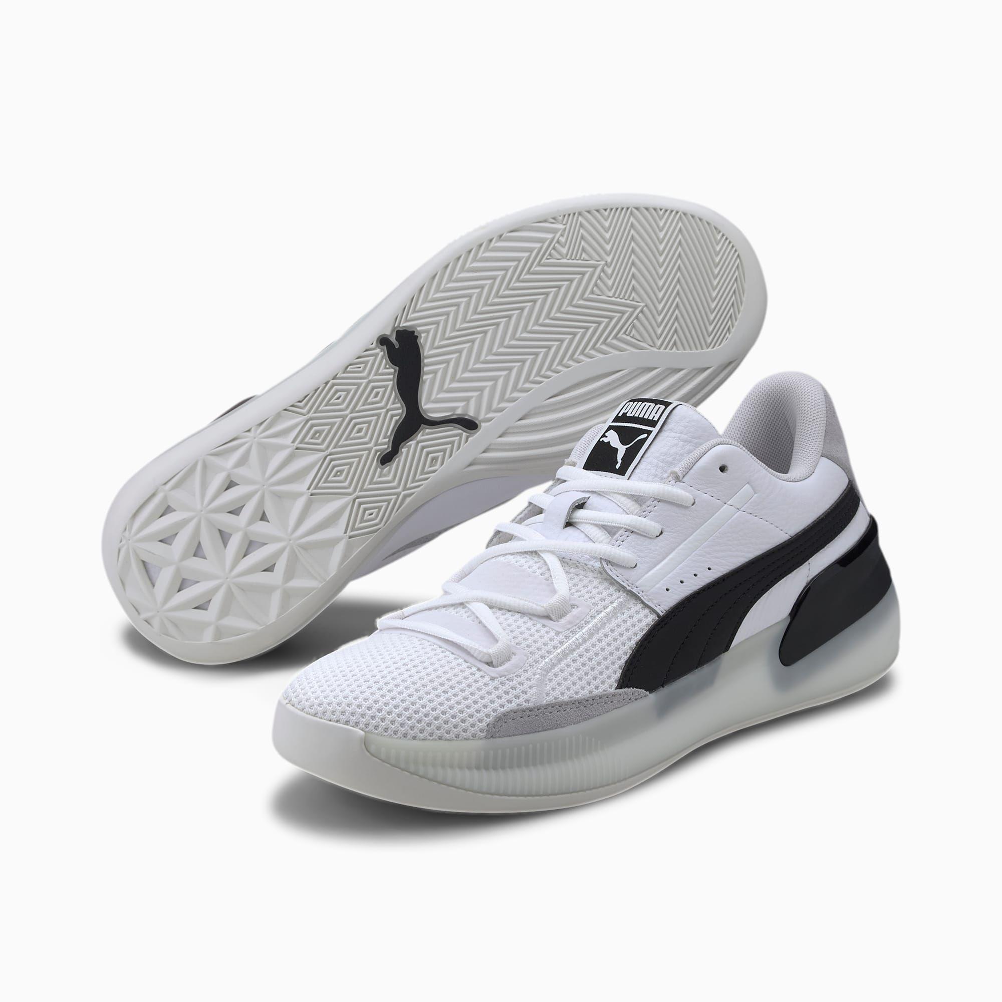 Chaussure de basket Clyde Hardwood | PUMA Clyde Hardwood | PUMA ...