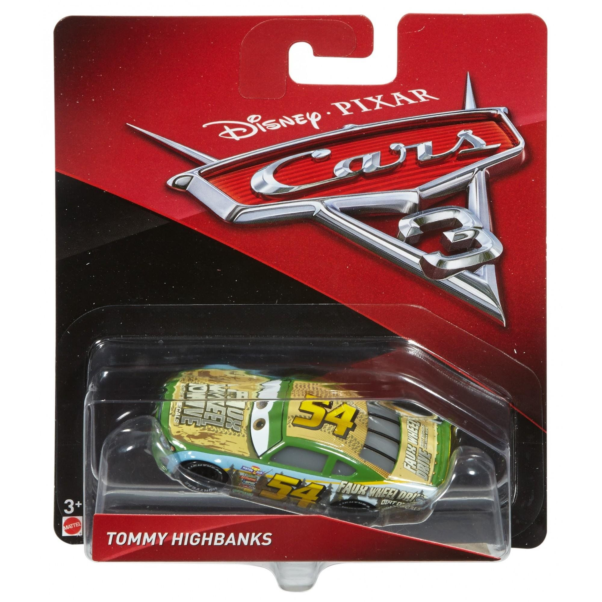Disney/Pixar Cars 3 Tommy Highbanks Die-Cast Vehicle