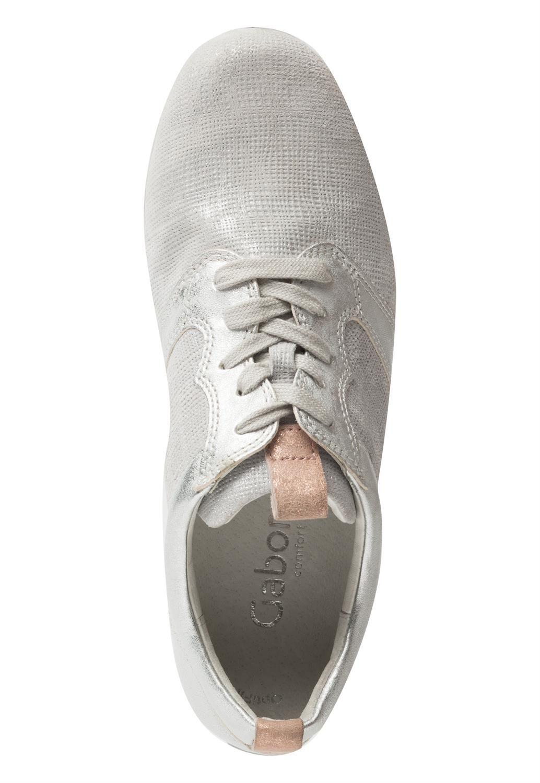 3e2475711b4 Gabor Sneaker Zilver | Online Kopen | Gratis verzending & Retour | Ziengs.nl
