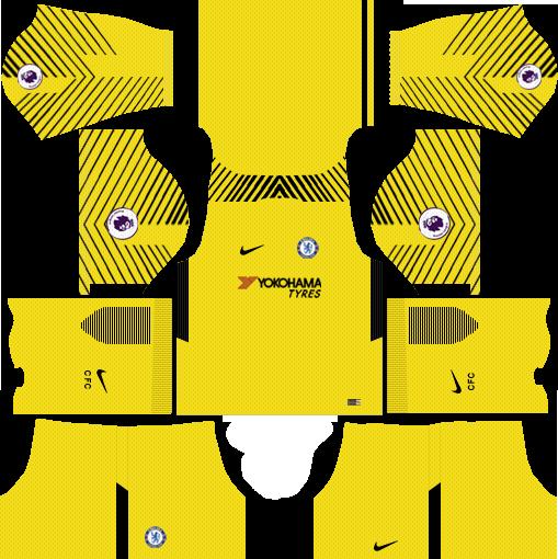Chelsea Kits Logo 2018 2019 Dream League Soccer Soccer Kits Manchester City Logo Soccer