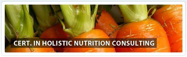 Holistic Nutrition Resume