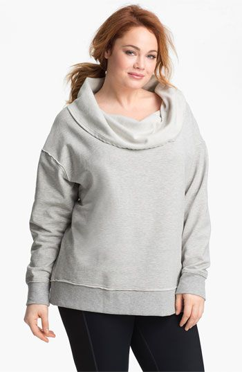 Moving Comfort 'Urban Gym' Sweatshirt (Plus) available at Nordstrom