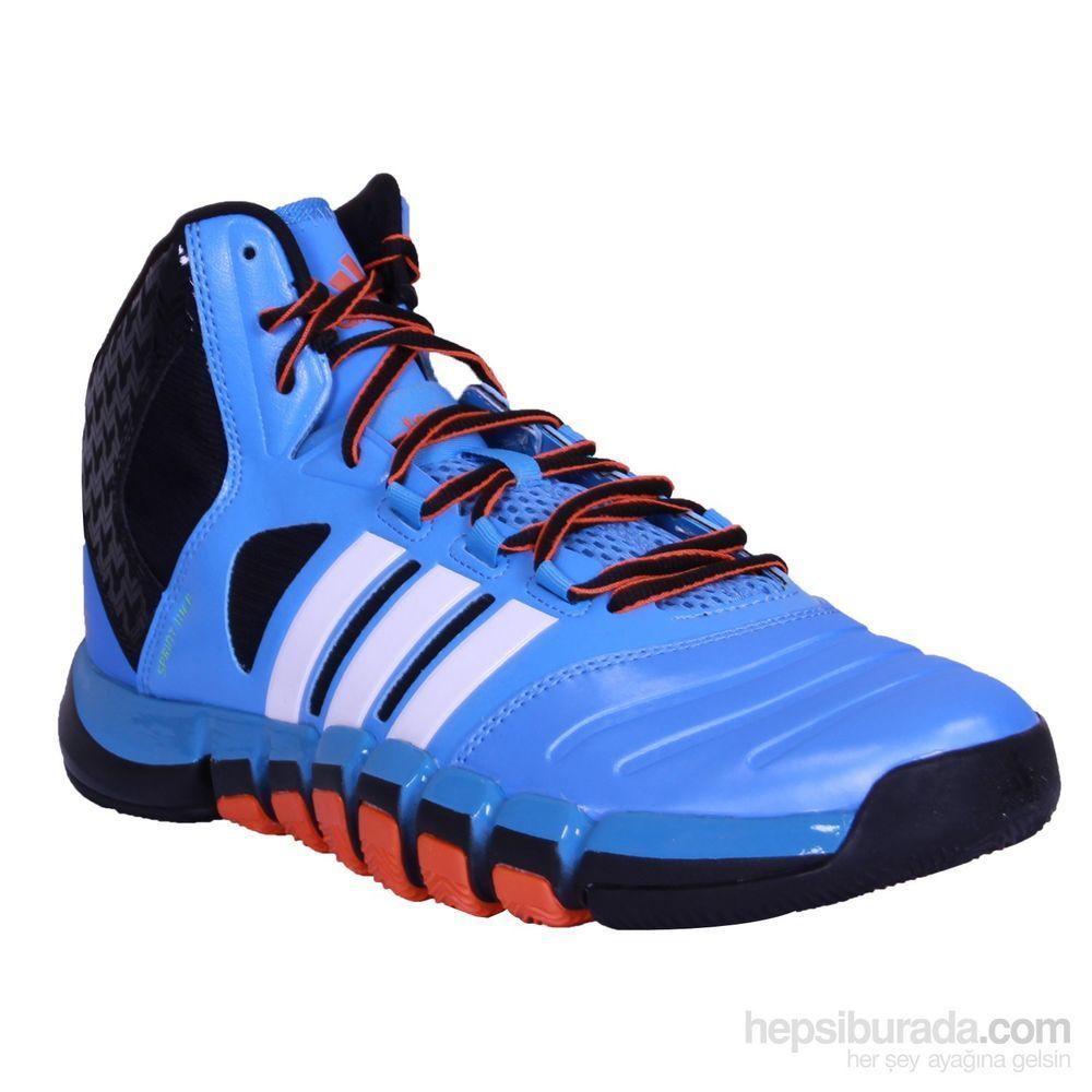 new product 8bc44 cedcb NEW ADIDAS ADIPURE CRAZY GHOST Basketball MENS 12 Joy Blue 120 NWT adidas  Basketball