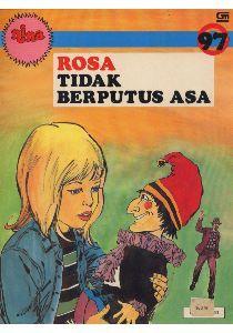 97. Rosa Tidak Berputus Asa