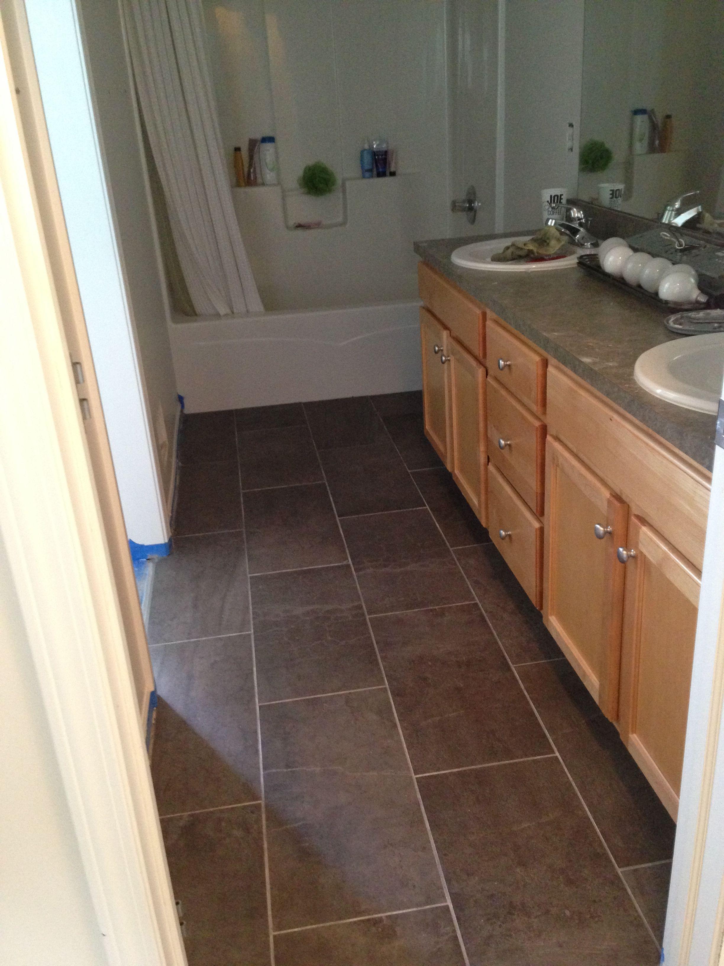 New Tile Floors Slate Bathroom Floor Slate Bathroom Flooring