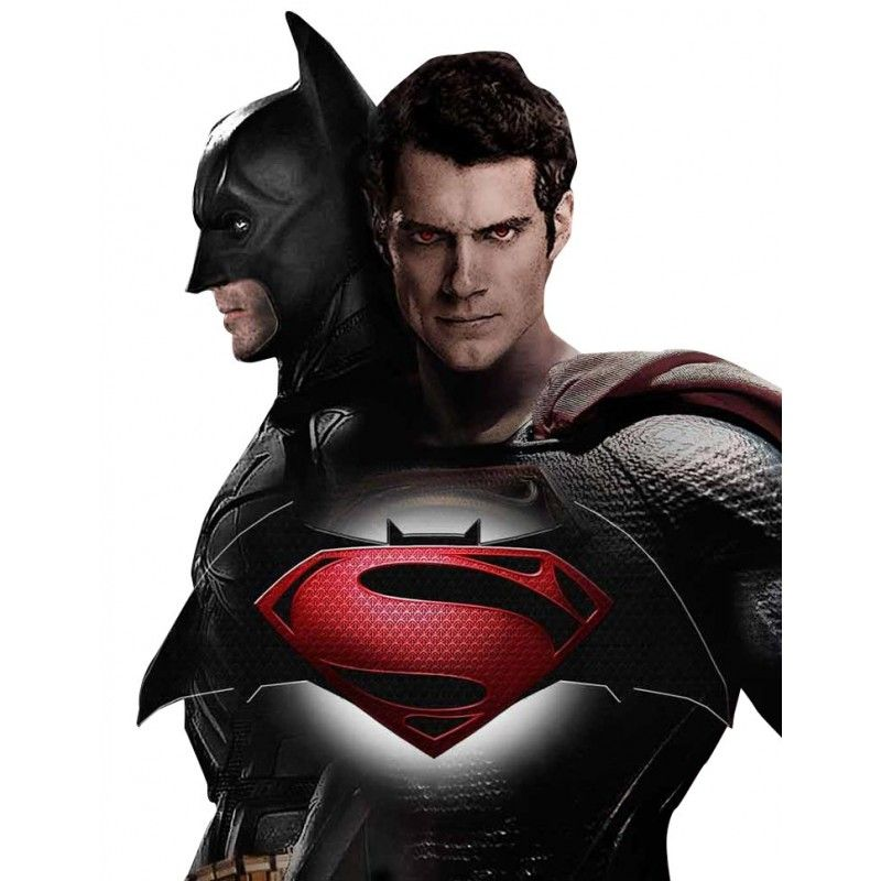 Batman Vs Superman Dawn Of Justice Jacket With The Combination Of